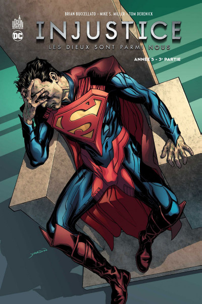 Couverture Injustice tome 11