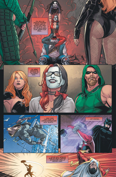 Page 3 Injustice tome 11