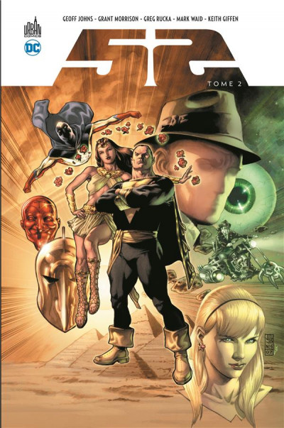 Couverture 52 tome 2