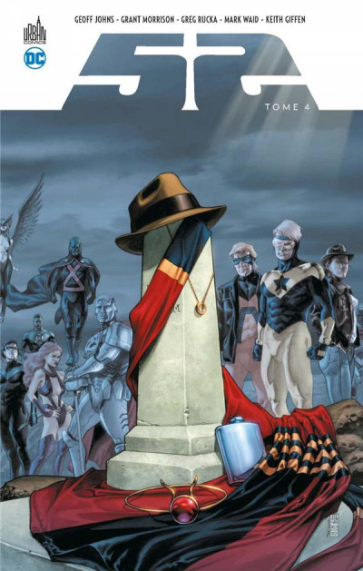 Couverture 52 tome 4
