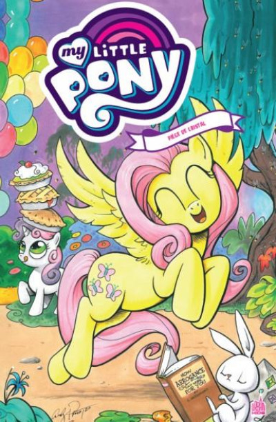 Couverture My little pony - intégrale tome 5