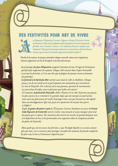 Page 7 My little pony - intégrale tome 5