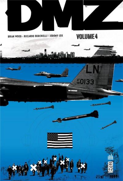 Couverture DMZ - intégrale tome 4