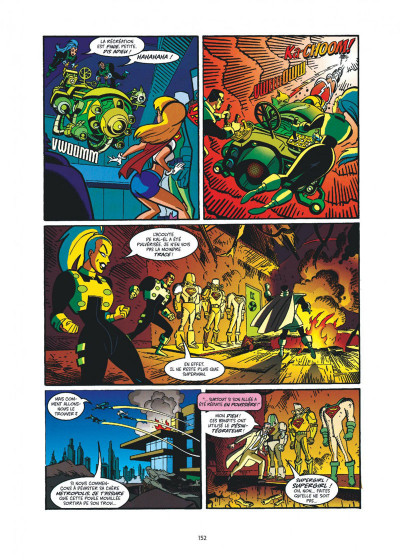 Page 2 Superman aventures tome 3