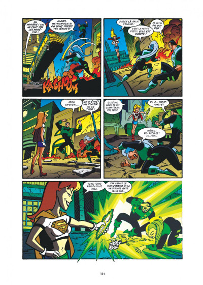 Page 4 Superman aventures tome 3