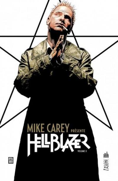 Couverture Mike Carey présente Hellblazer tome 2