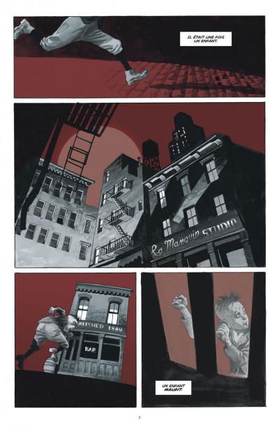 Page 1 Moonshine tome 2