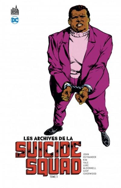 Couverture Les archives de la Suicide Squad tome 3