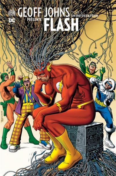 Couverture Geoff Johns présente Flash tome 3