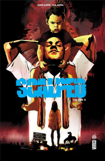 Couverture Scalped - intégrale tome 5