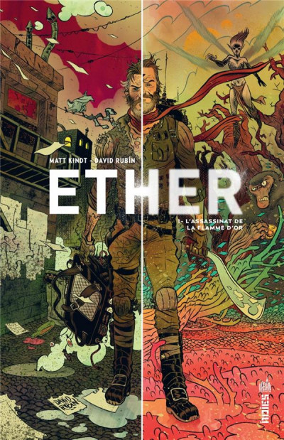 Couverture Ether tome 1