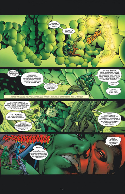 Page 1 Justice League of America tome 6