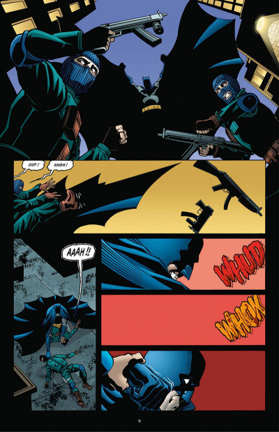 Page 0 Batman meurtrier & fugitif tome 2