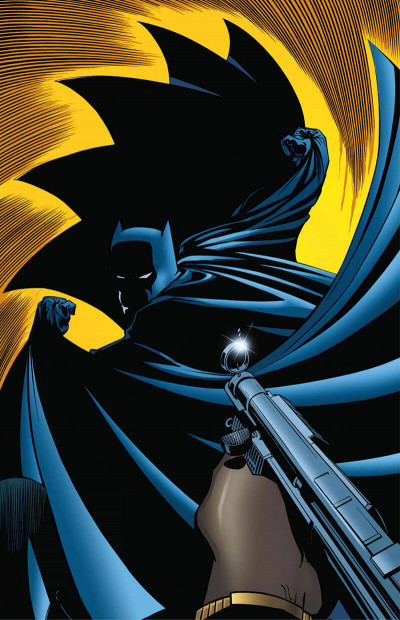 Page 8 Batman meurtrier & fugitif tome 2