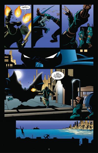 Page 9 Batman meurtrier & fugitif tome 2