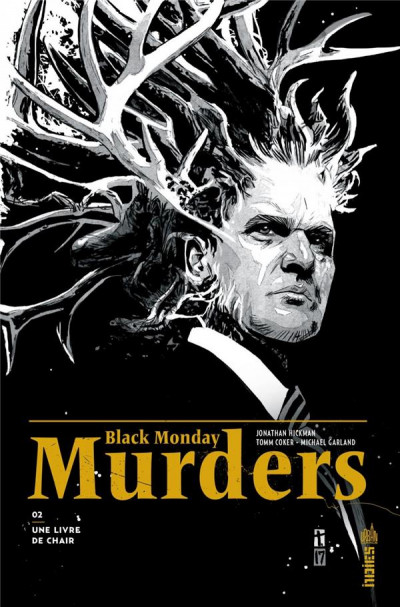 Couverture Black monday murders tome 2