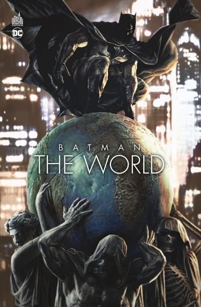 Couverture Batman - The world