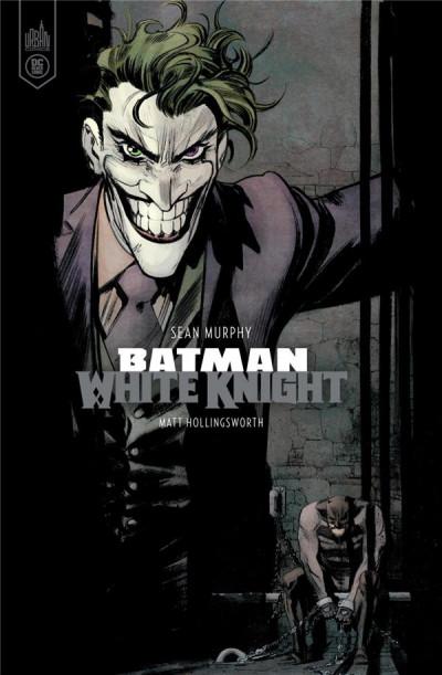 Couverture Batman white knight -  version couleur