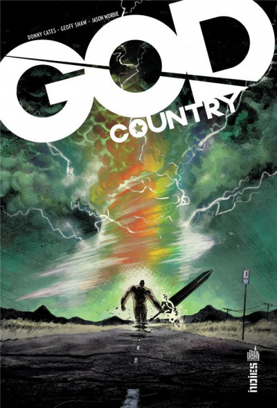 Couverture God country