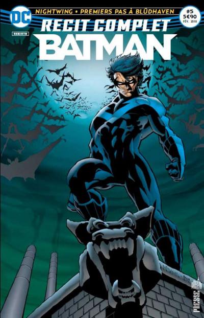 Couverture Batman récit complet tome 5