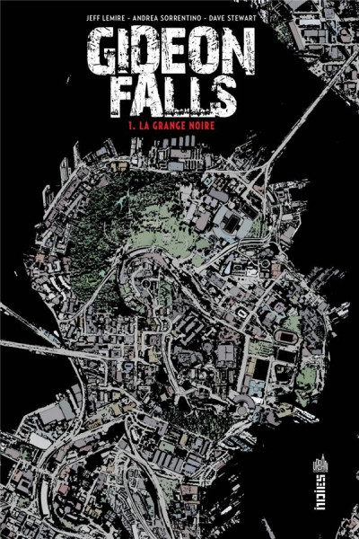 Couverture Gideon falls tome 1