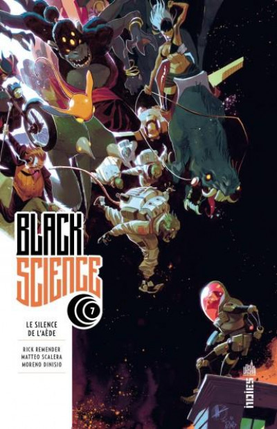 Couverture Black science tome 7