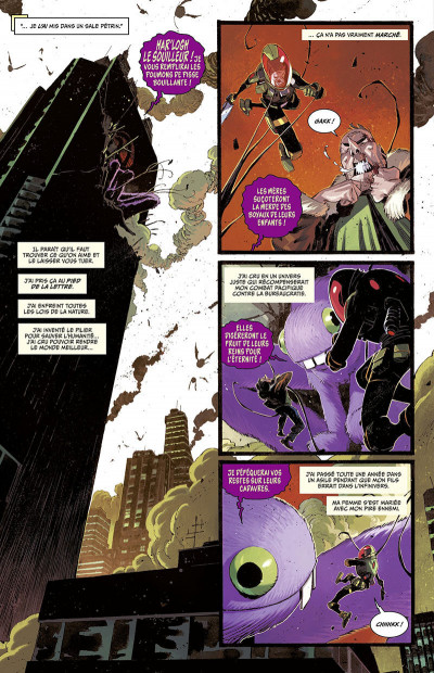Page 6 Black science tome 7