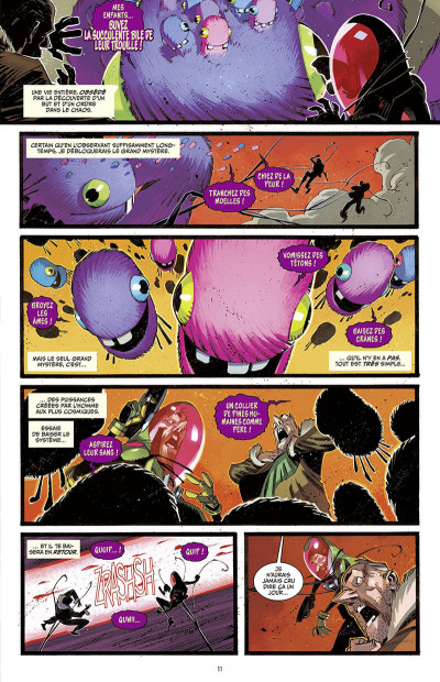 Page 7 Black science tome 7
