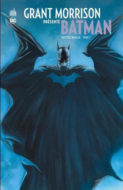 Couverture Grant Morrison présente Batman - intégrale tome 1