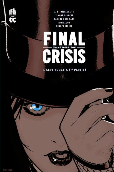 Couverture Final crisis tome 1