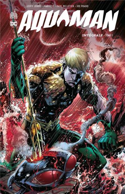 Couverture Aquaman - intégrale tome 1