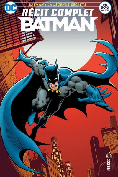 Couverture Batman récit complet tome 6