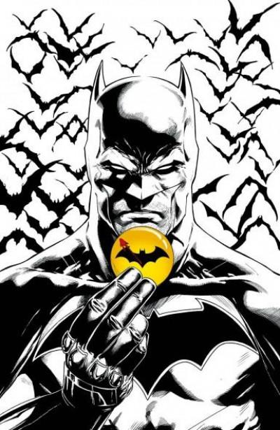 Couverture Batman rebirth tome 11 (variant cover)