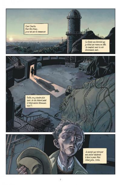 Page 1 Black hammer présente - Doctor star & le royaume des lendemain perdus