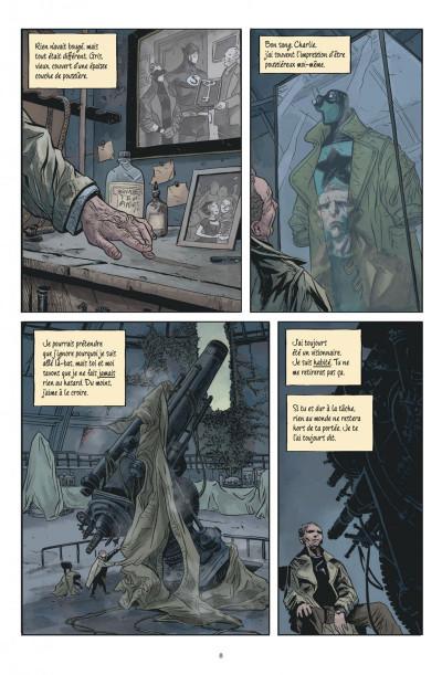 Page 2 Black hammer présente - Doctor star & le royaume des lendemain perdus