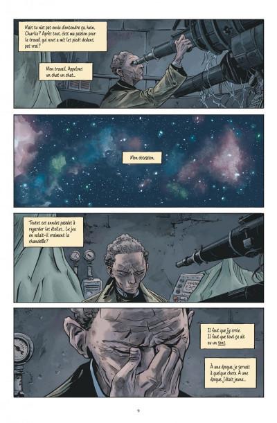 Page 3 Black hammer présente - Doctor star & le royaume des lendemain perdus