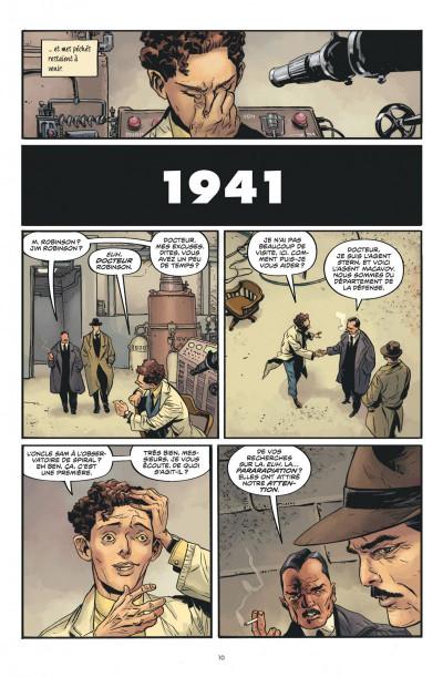Page 4 Black hammer présente - Doctor star & le royaume des lendemain perdus