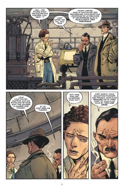 Page 5 Black hammer présente - Doctor star & le royaume des lendemain perdus