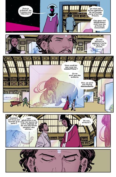 Page 3 Paper girls tome 4