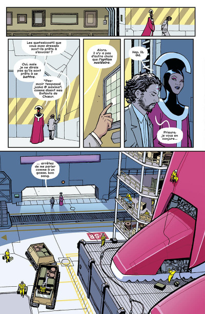 Page 4 Paper girls tome 4