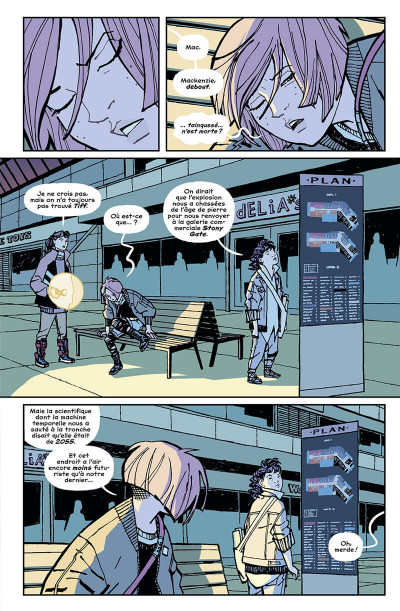 Page 9 Paper girls tome 4