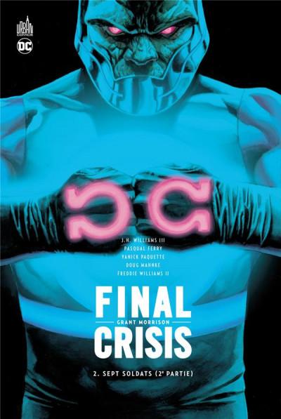 Couverture Final crisis tome 2