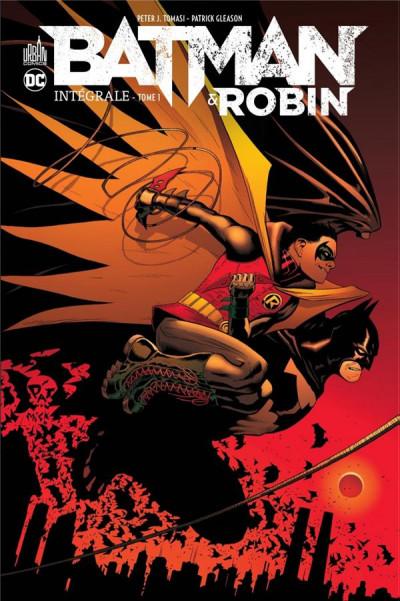 Couverture Batman & Robin - intégrale tome 1