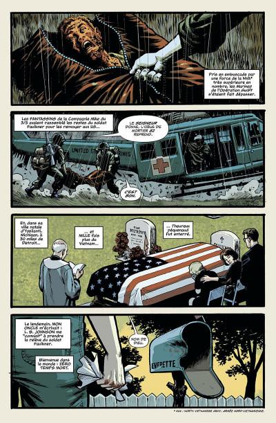 Page 2 De l'autre côté - nouvelle édition