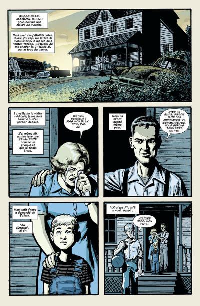 Page 3 De l'autre côté - nouvelle édition