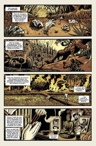 Page 4 De l'autre côté - nouvelle édition