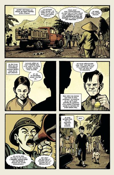 Page 5 De l'autre côté - nouvelle édition