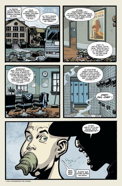 Page 6 De l'autre côté - nouvelle édition
