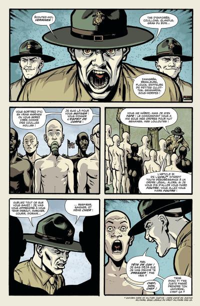 Page 7 De l'autre côté - nouvelle édition