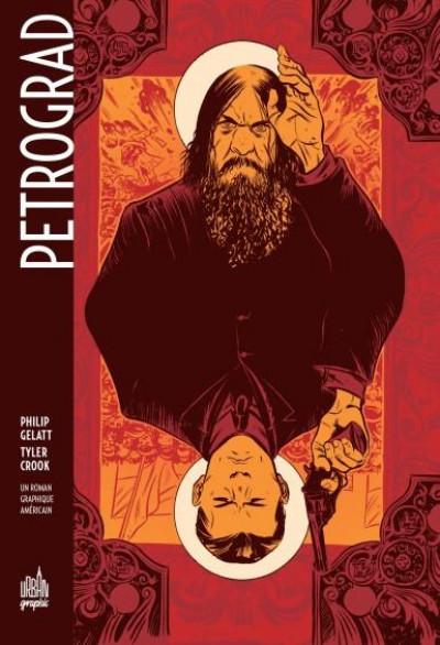 Couverture Petrograd - nouvelle édition